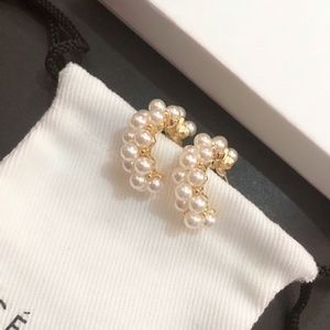Celine Pearl Earrings
